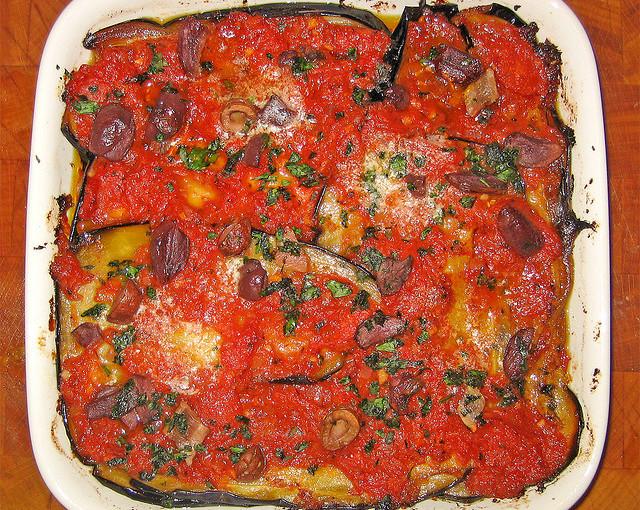 Kuchnia włoska i polskie mięso sezonowane