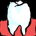 Ładne nienaganne zęby również efektowny przepiękny uśmiech to powód do zadowolenia.